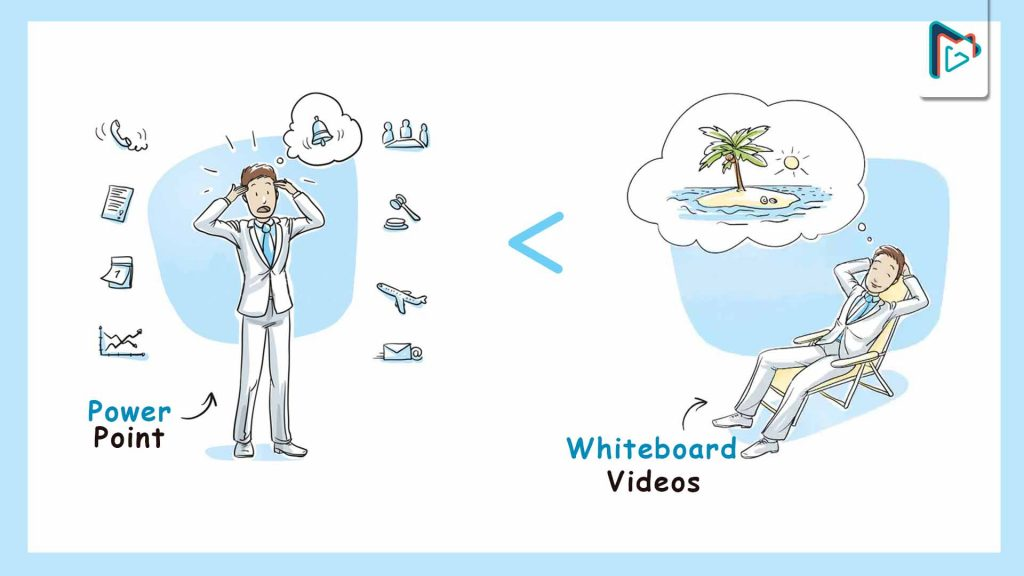 Whiteboard Animation videos