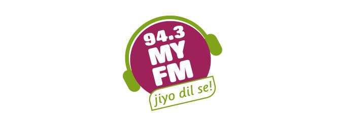 94.3 My FM Logo