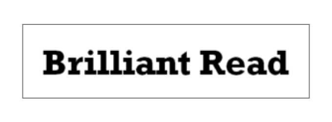 Brilliant Read Logo