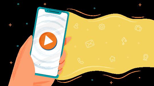 Mobile App videos MotionGility