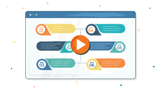Animated infographic video