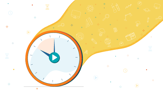 How long does it take for production of Educational Videos MotionGility