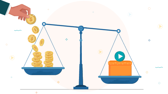 How much does it cost for making Product animated video MotionGility