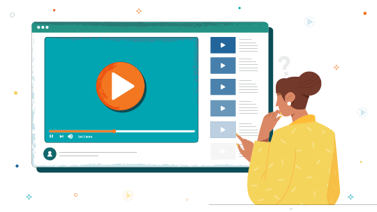 What is an animated tutorial video MotionGility