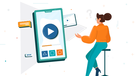 What is mobile app video MotionGility