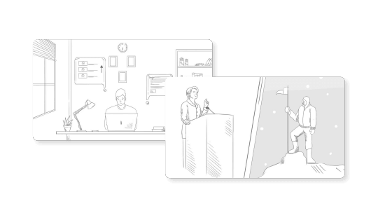 ding ding now storyboard